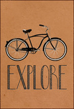 Explore Retro Bicycle
