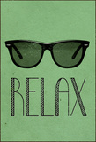 Relax Retro Sunglasses