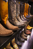 Cowboy Boots  Kemo Sabe Shop  Aspen  Colorado  USA