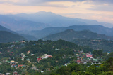 Village in the Mountain  Baguio  Benguet Province  Philippines