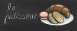 Chalkboard Menu II - Patisserie