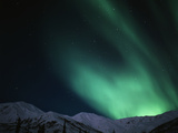 Aurora Borealis  Gates of the Arctic National Park and Preserve  Alaska  USA
