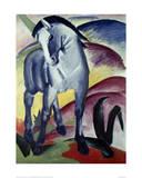 Blue horse I 1911