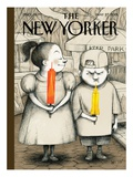 Defiance - The New Yorker Cover  May 27  2013