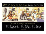 In Speech  In Life  In Love