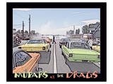 Mopars at the Drags