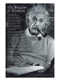 The Wisdom of Einstein