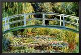 Le Pont Japonais a Giverny