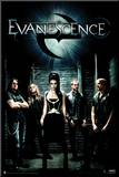 Evanescence - Group Shot
