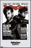 Black Keys Rolling Stone Cover Music Poster