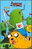 Adventure Time - Finn & Jake Reproduction montée
