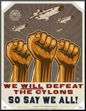 Battlestar Galactica We Will Defeat The Cylons TV