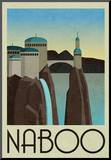 Naboo Retro Travel
