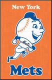 New York Mets Retro Logo