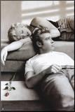 Marilyn Monroe and James Dean