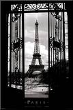 Eiffel Tower 1909