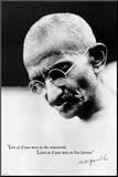Gandhi Live Forever