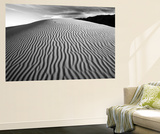 Mojave Desert Sand Dunes  Death Valley National Park  California  USA