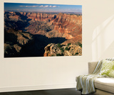 View of Grand Canyon National Park at Sunset  Arizona  USA