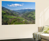 Eisack Valley Near Klausen and the Brenner Pass  South Tyrol  Italy