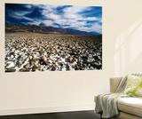 Mojave Desert Mountains  Death Valley National Park  California  USA