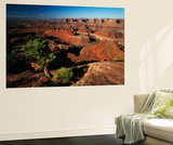View of Gooseneck and Dead Horse Point  Dead Horse Point State Park  Utah  USA