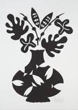 Vase III Black