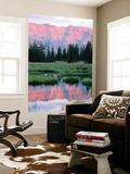 Wasatch National Forest  Ostter Peak  High Uintas Wilderness  Utah  USA