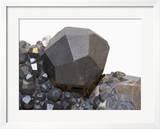 Garnet Crystals  Russell  Massachusetts  USA