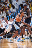 Oklahoma City  OK - May 15: Mike Conley