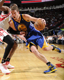 Houston  TX - February 5: David Lee and Patrick Patterson