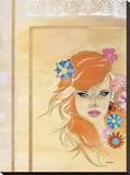 Orange Haired Girl