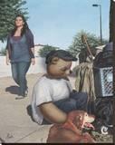 Homeless Teddy