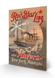 Red Star Cruise Line: Antwerp  New York  and Philadelphia