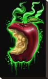 Witch Apple Tableau sur toile par Lefty Joe