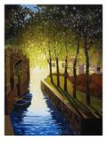 Village Canal  Annecy