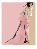 Couture Reproduction d'art par Ashley David