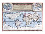 Vintage Map 1