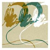 Écouteurs Reproduction d'art par Stella Bradley