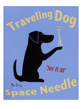 Traveling Dog  Space Needle