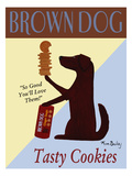 Brown Dog Tasty Cookies