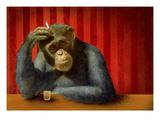 Monkey Bars II Giclée par Will Bullas