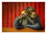 Monkey Bars I Giclée par Will Bullas