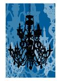 Chandelier 1 Blue