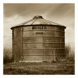 Butler Corn Crib