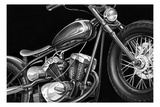 Vintage Motorcycle I