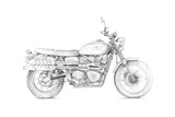 Motorcycle Sketch III
