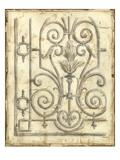Decorative Iron Sketch III