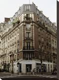 Crosswalk in Paris Tableau sur toile par A.J. Messier