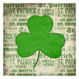 St Patrick Shamrock